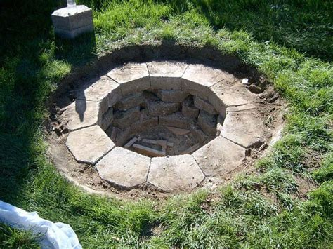 how to build a firepit in the ground inground pit and how to make the best out of it