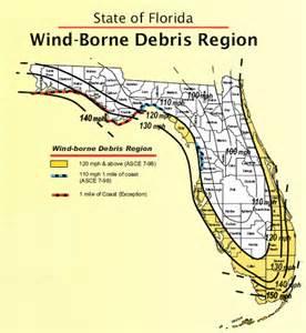 florida hurricane map hurricane protection conservation windows