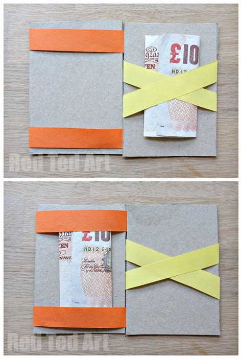 How To Make A Wallet With Paper - hello wonderful make a magic paper wallet