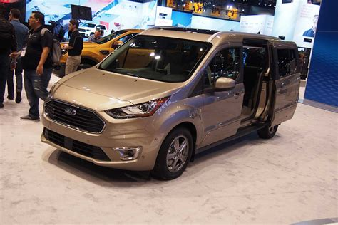 2019 Ford Transit by 2019 Ford Transit Connect Will Offer Diesel Power