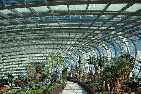 spectacular gardens   bay  singapore idesignarch