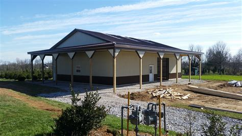 not only is this a beautiful garage pole building but the picture pole building liners joy studio design gallery best design