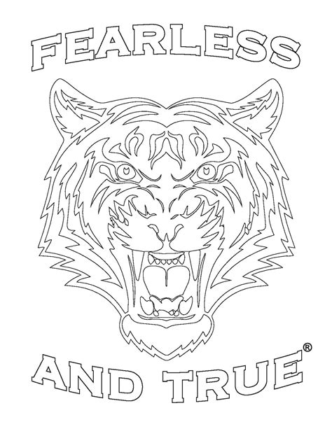 auburn university coloring pages