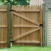 cancelletti in legno da giardino come fare un cancelletto in legno recinzioni costruire