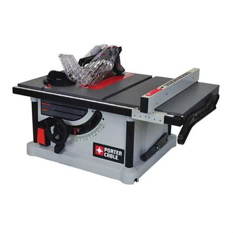 porter cable portable table saw review porter cable product details for 10 quot portable table saw