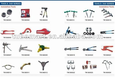 names of layout tools high quality hydraulic types of crimping tool with