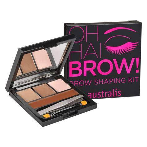Eyebrow Kit Makeover buy oh hai brow kit 7 2 g by australis priceline