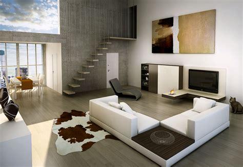 design interni moderno rendering 3d immobiliare