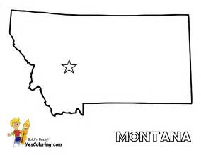 Montana Map Outline by Free State Maps Massachusetts South Dakota Map Outline Map Of Us States