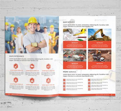 construction brochure templates construction brochure templates by design pick graphicriver