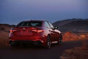 Quadrifoglio Alfa Romeo Alfa Romeo Giulia Giulia Quadrifoglio Pricing Announced