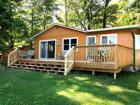 Leech Lake Cabins by Cabin 13 Big Rock Resort Leech Lake Minnesota