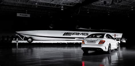 cigarette boat sound cigarette racing boat inspired by the c63 amg black series
