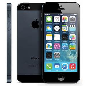 Iphone Iphone 5 16gb Black Frb