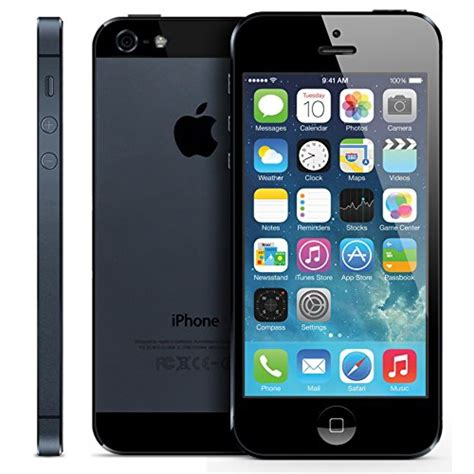 iphone 5 16gb black frb