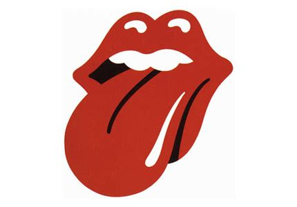 the rolling stones logo design and history of the