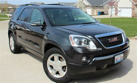 how does cars work 2007 gmc acadia on board diagnostic system 2007 gmc acadia pictures cargurus