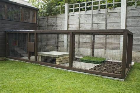 outdoor rabbit housing images  pinterest