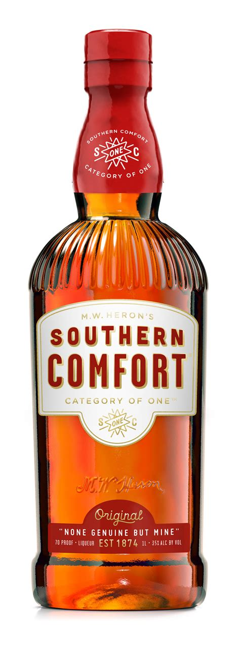 comfort can design today southern comfort branding packaging
