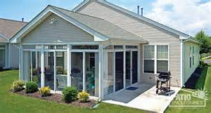 3 Season Sunroom Cost All Season Room Pictures How 2 Install Southern Patio