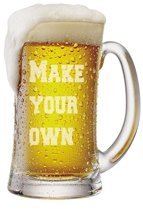design your own mug no minimum personalize happy birthday beer mugs