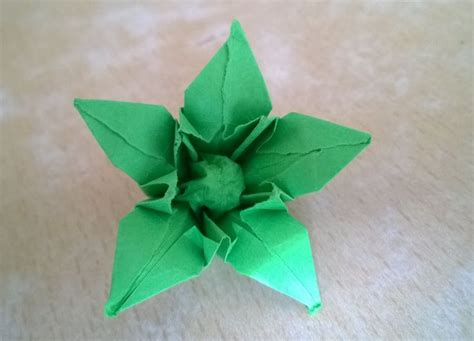 5 Petal Flower Origami - 17 best ideas about origami flowers on origami