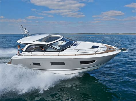 the open boat ebook all new jeanneau leader 40 heading to sydney mw marine