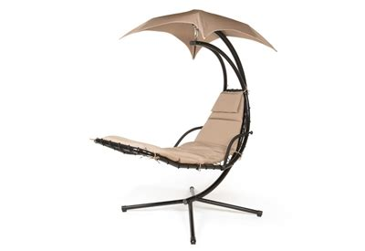 dream chair swinging chaise lounge floating swing chaise lounge chair by trademark