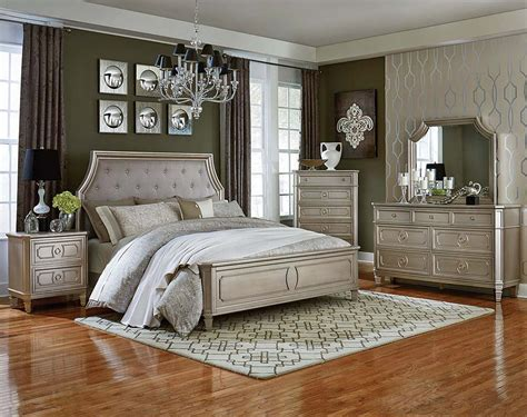 silver bedroom furniture sets reflect  clean  clutter  style interior exterior ideas