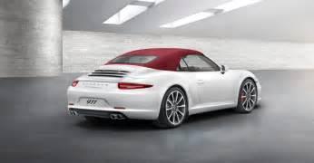 Porsche 911 S For Sale Porsche 911 S Cabriolet 991 Specs 2012 2013
