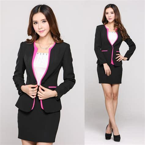 vestimenta formal mujer cheap formal trajes de falda para mujer para para negocios