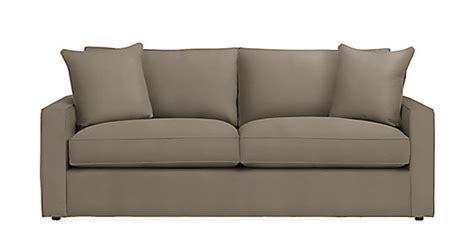 room and board slipcover room and board york sofa slipcover hereo sofa