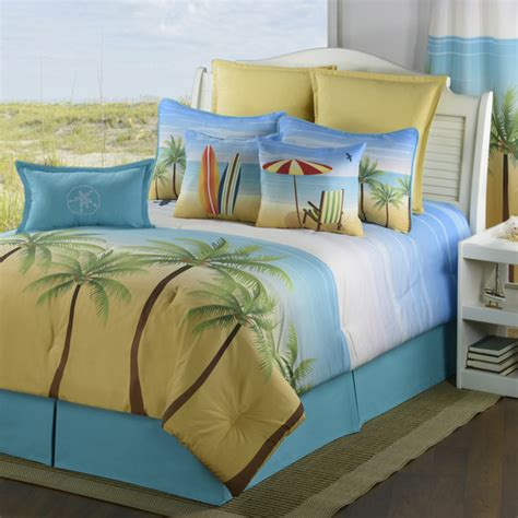 tropical comforter sets delectably yours palm coast tropical bedding
