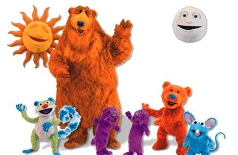 bear in the big blue house bear in the big blue house row away from the rocks