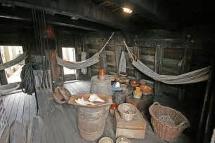 aboard the mayflower 1620