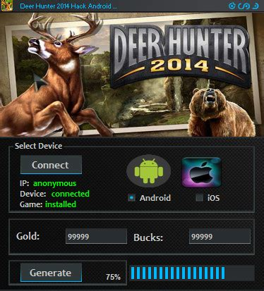 download game android mod deer hunter 2014 deer hunter 2014 hack android ios no survey free