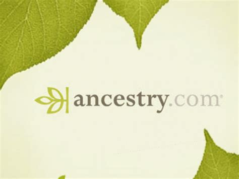 Ancestry Birth Records Ancestry Anyone Domesti Tech