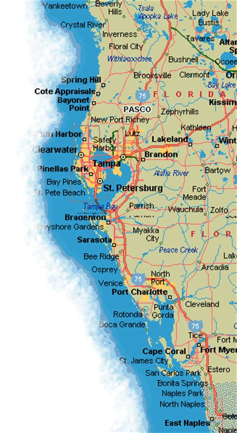 map of hudson florida hudson fl pictures posters news and on your