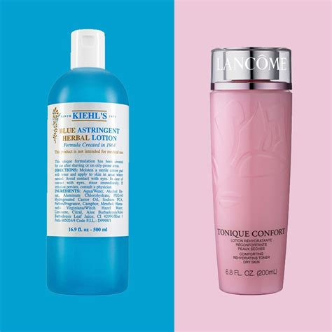 Toner Astringent what is the difference between toner and astringent