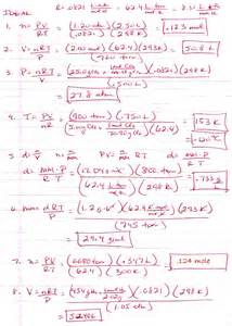 ideal gas laws worksheet abitlikethis