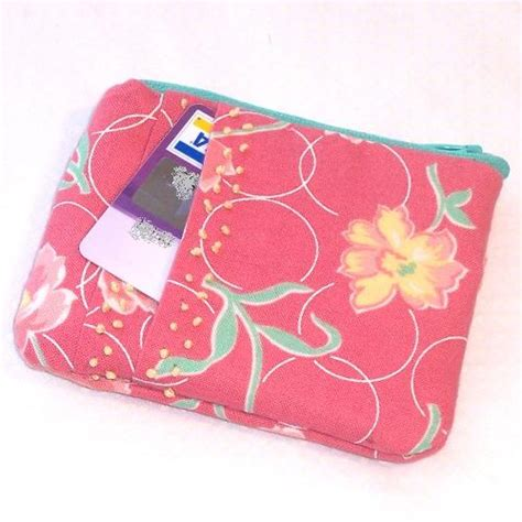 Purse Gift Card Holder - kathisewnsew id wallet change purse gift card holder