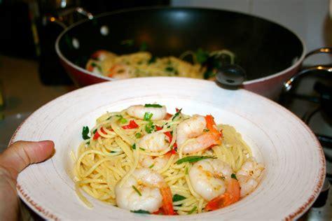 Cara Membuat Seblak Pasta | resep cara membuat spaghetti udang pedas