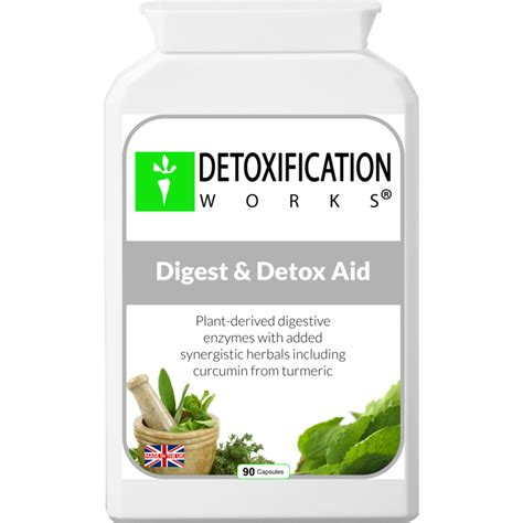 Detox Aids by Digest And Detox Aid Detoxification Works
