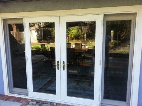 Patio Doors With Sidelites by Door With Sidelites Metropolitan Windows