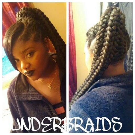 how do i do an under braid 121 best images about goddess braids on pinterest ghana