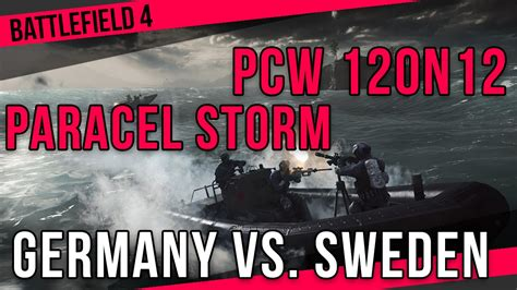 Germany Vs Sweden Pcw Germany Vs Sweden 21 0 Scout Helicopter 12on12