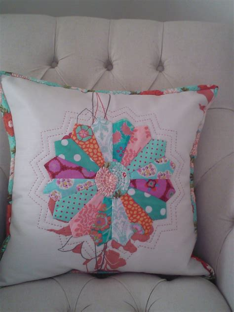 Imeldas Cushionspillows by July 2013 Quilts With Personality