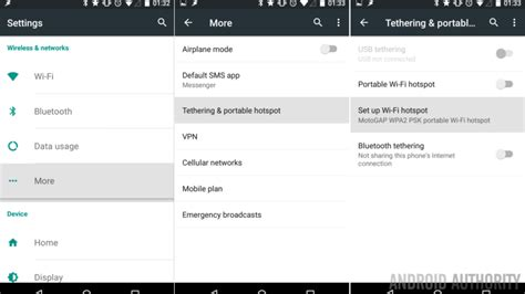 android hotspot 10 different ways to access in any smartphone