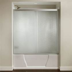 60 in x 56 3 8 in framed sliding bathtub door kit in