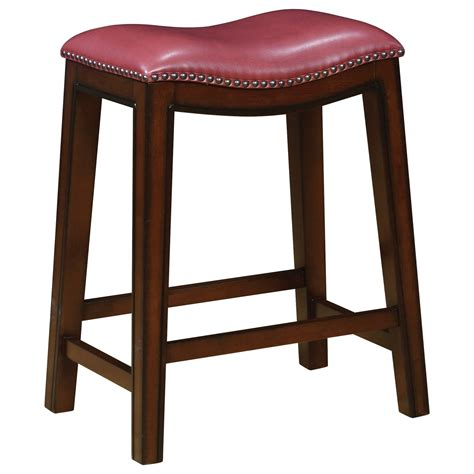 counter and bar stools coaster dining chairs and bar stools backless counter